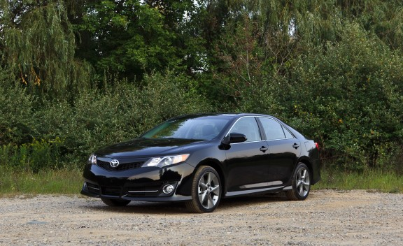 Featured Image of 2012 Toyota Camry