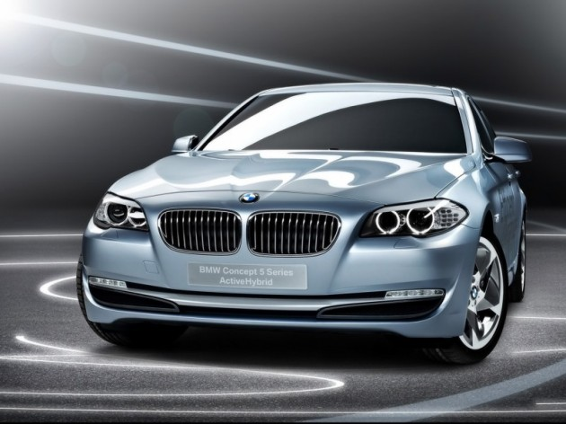 BMW ActiveHybrid (View 8 of 9)