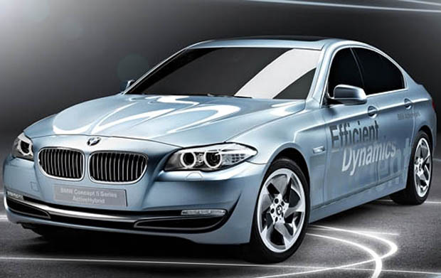 BMW ActiveHybrid 5  (Photo 9 of 9)
