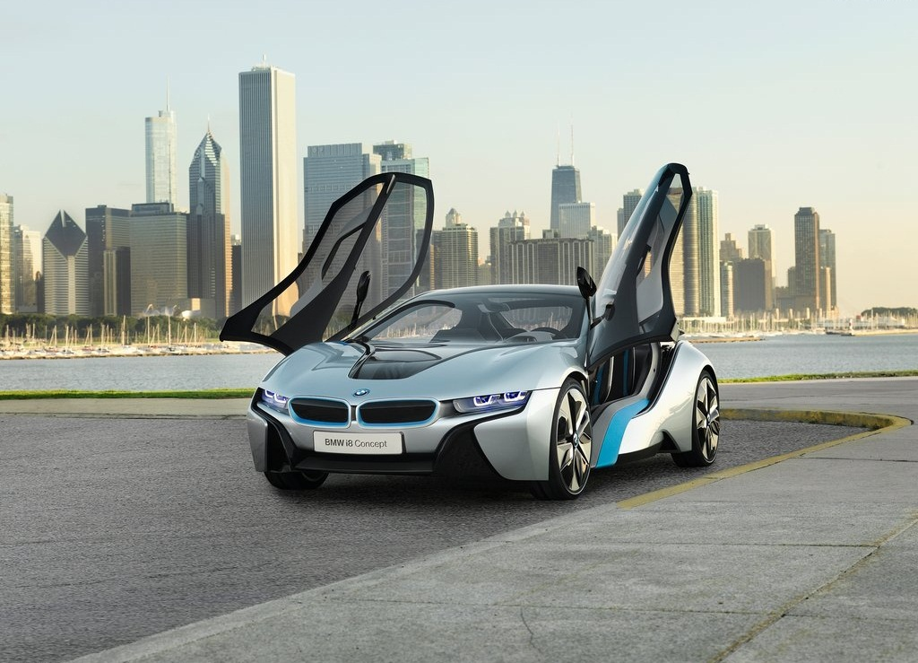 2011 BMW I8 Concept (View 1 of 10)