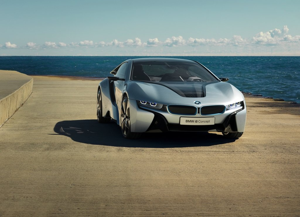 2011 BMW I8 Concept Front (View 2 of 10)