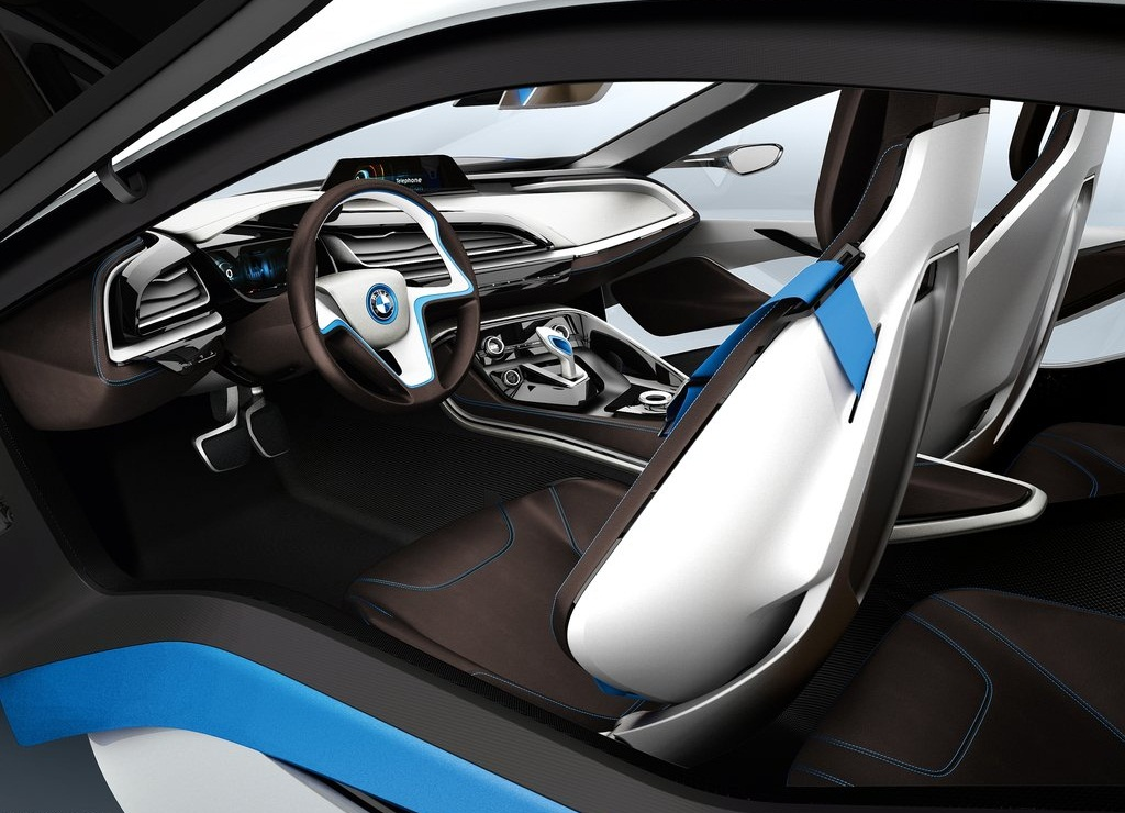 2011 BMW I8 Concept Interior (View 3 of 10)