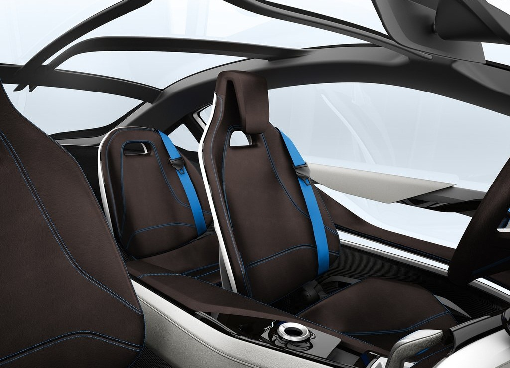 2011 BMW I8 Concept Interior (View 4 of 10)