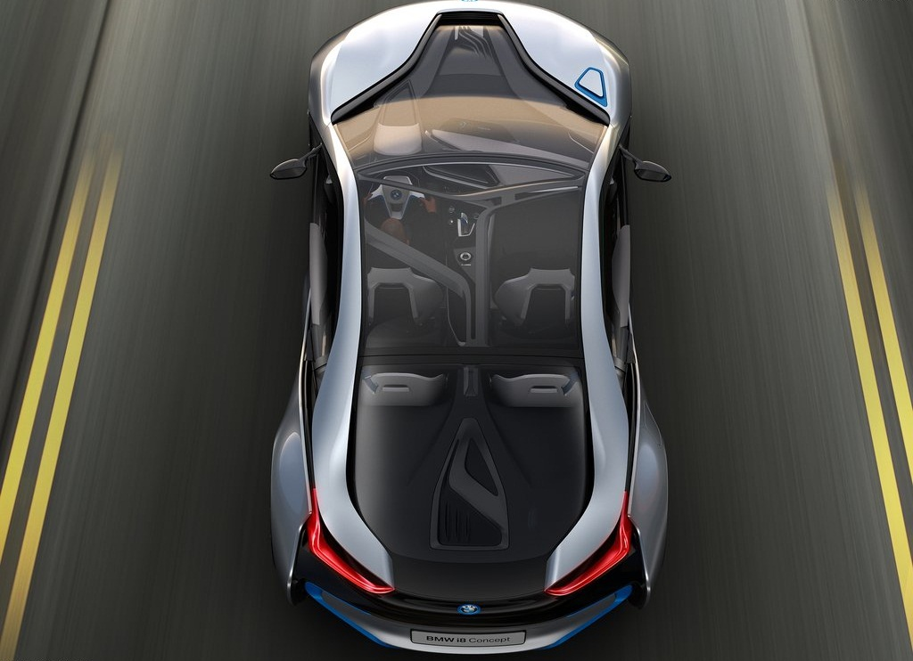 2011 BMW I8 Concept Top (View 7 of 10)