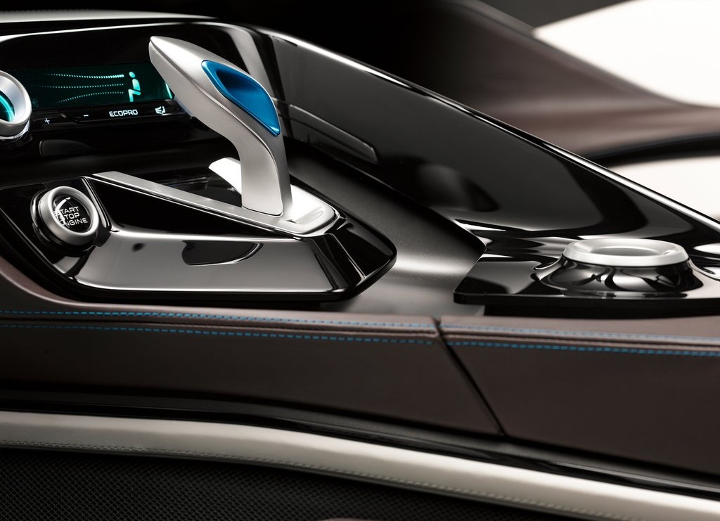 2011 BMW I8 Concept Transmision (View 9 of 10)