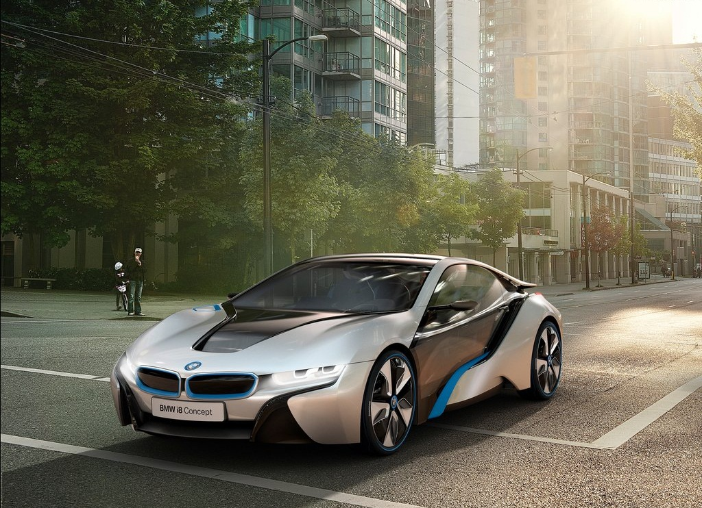 Featured Image of 2011 BMW I8 Contemporary Sport Car Concept