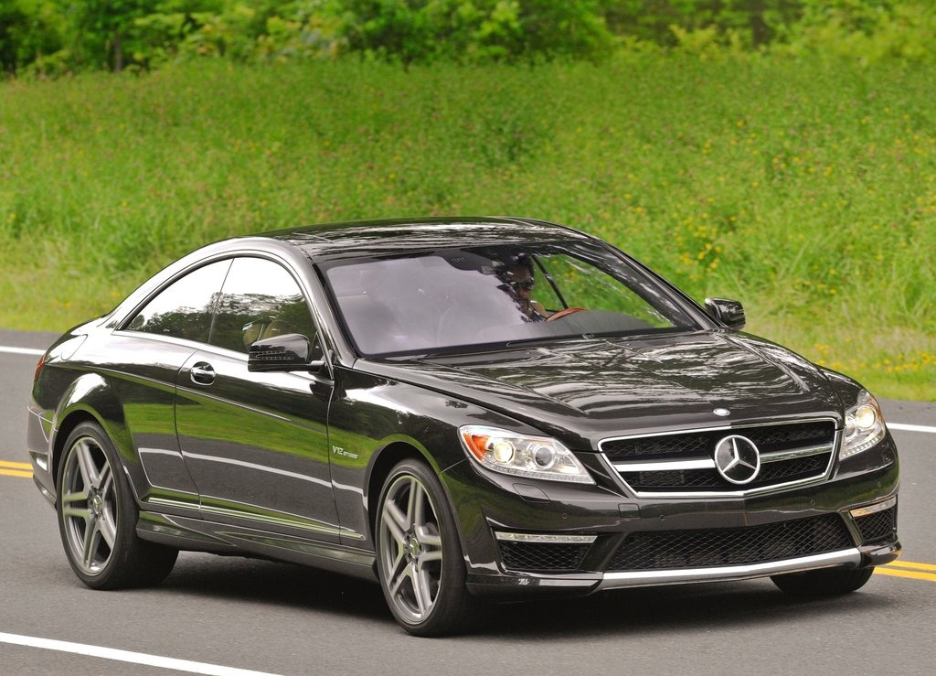 2011 Mercedes Benz CL65 AMG  (Photo 2 of 9)