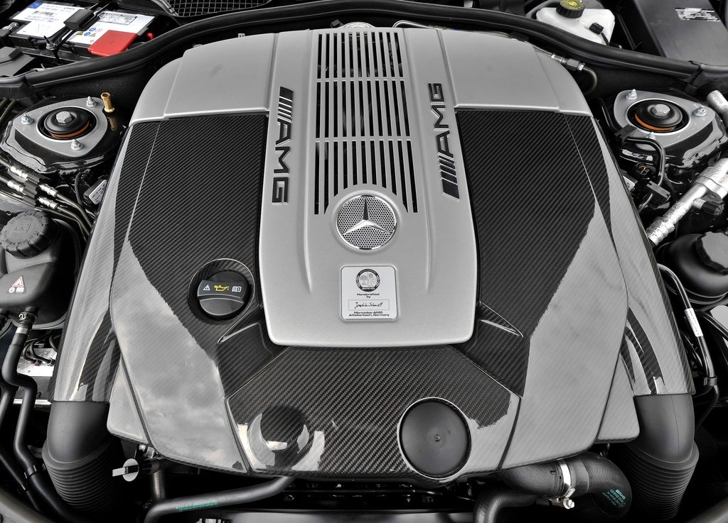 2011 Mercedes Benz CL65 AMG Engine (Photo 3 of 9)