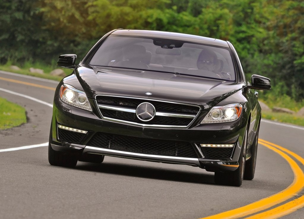 2011 Mercedes Benz CL65 AMG Front (Photo 4 of 9)