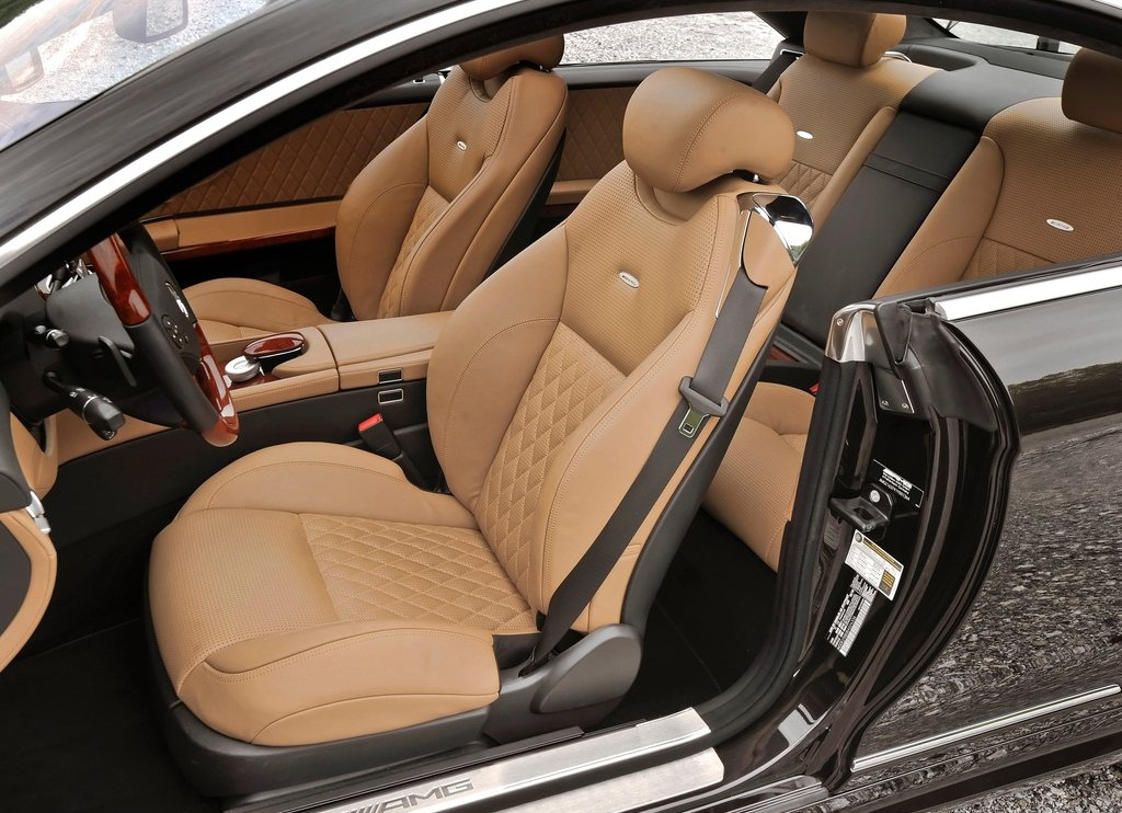 2011 Mercedes Benz CL65 AMG Interior  (Photo 6 of 9)