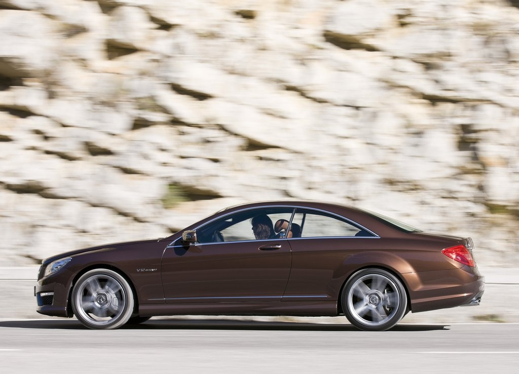 2011 Mercedes Benz CL65 AMG Side (Photo 8 of 9)