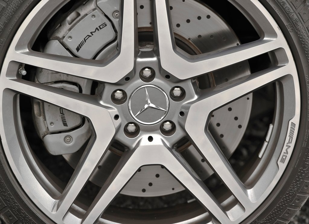 2011 Mercedes Benz CL65 AMG Wheel (Photo 9 of 9)