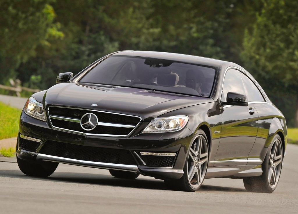 Featured Image of 2011 Mercedes Benz CL65 AMG