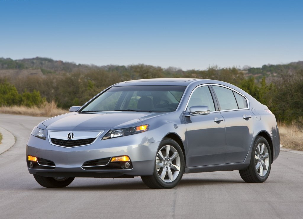 Featured Image of 2012 Acura TL Design Information Concept