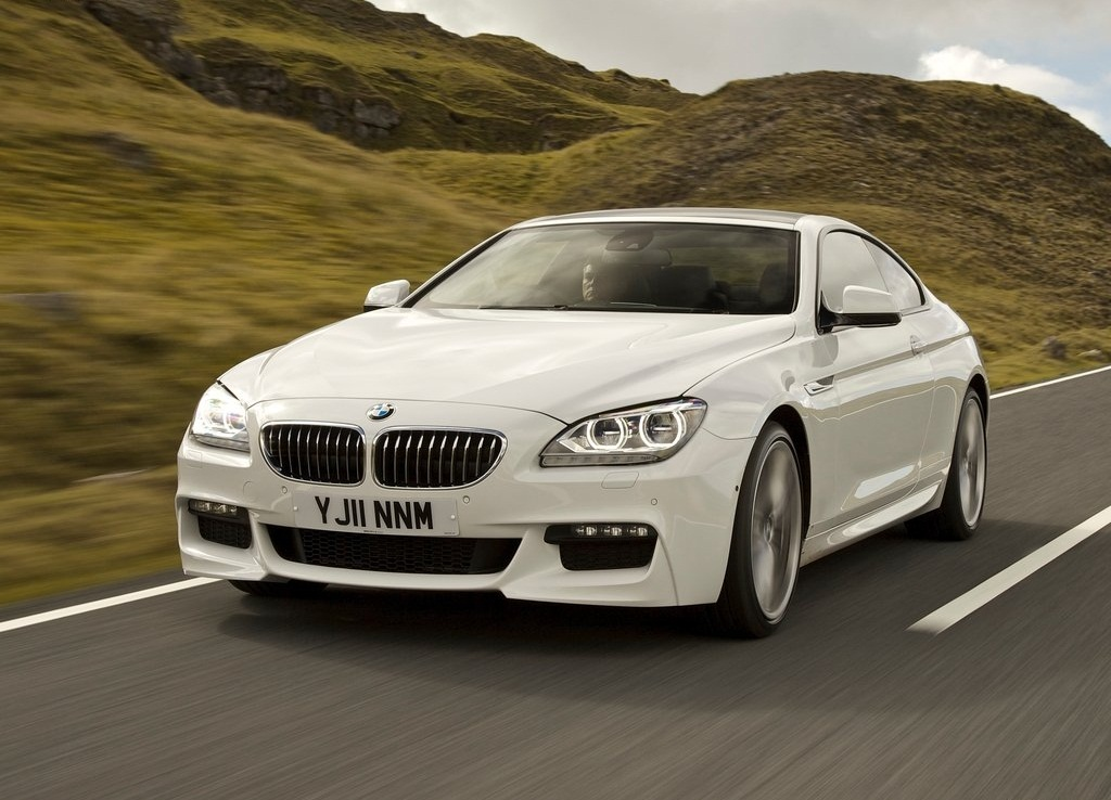 Featured Image of 2012 BMW 640d Coupe New Design Concept