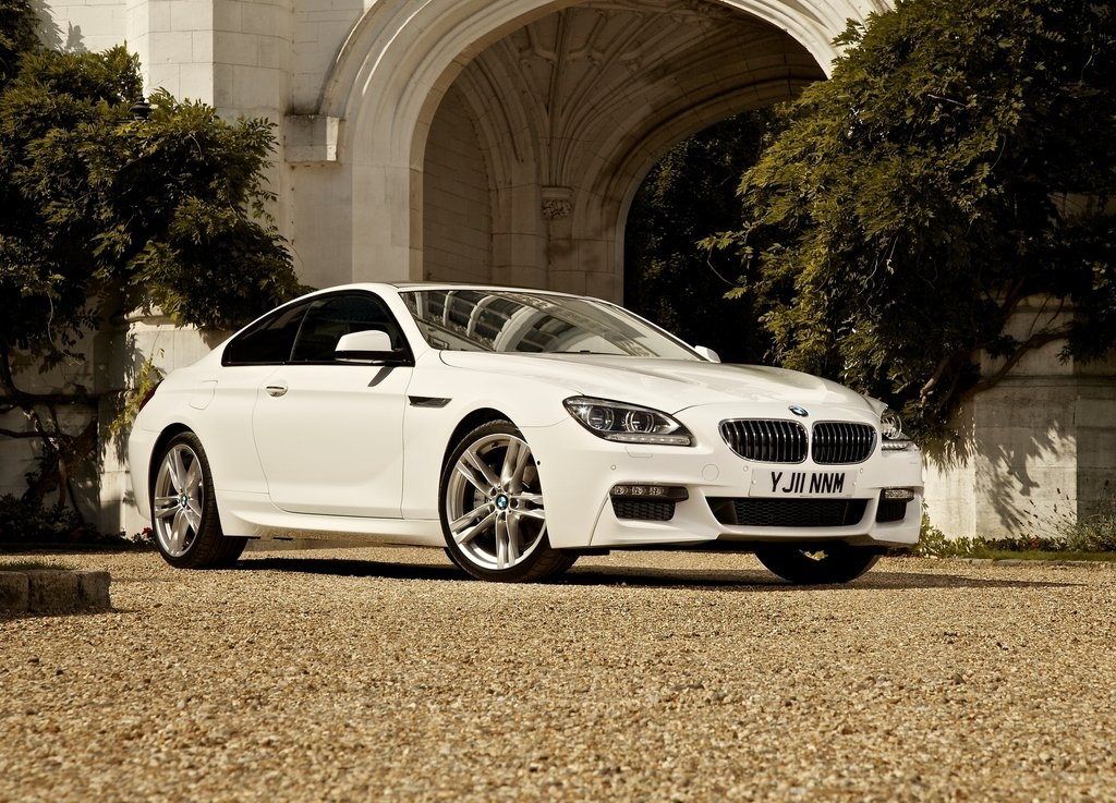 2012 BMW 640d Coupe  (Photo 2 of 9)