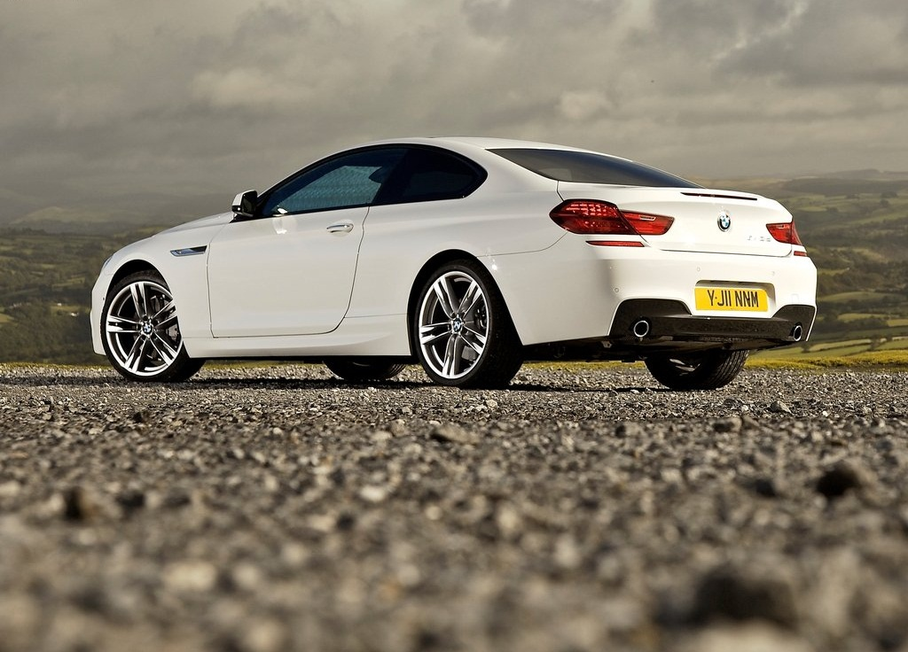 2012 BMW 640d Coupe  (Photo 4 of 9)