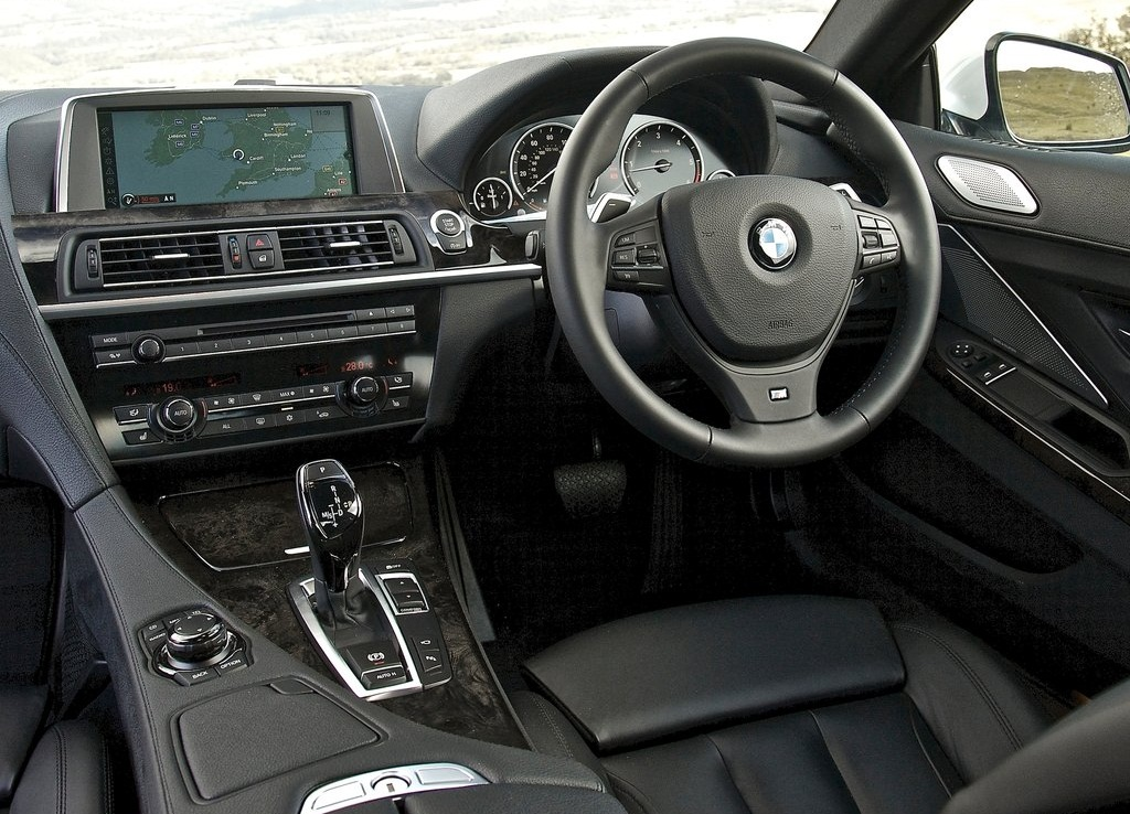 2012 BMW 640d Coupe  (Photo 5 of 9)