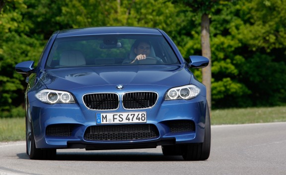 2012 BMW M5  (Photo 4 of 9)
