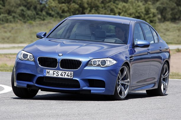 Featured Image of 2012 New BMW M