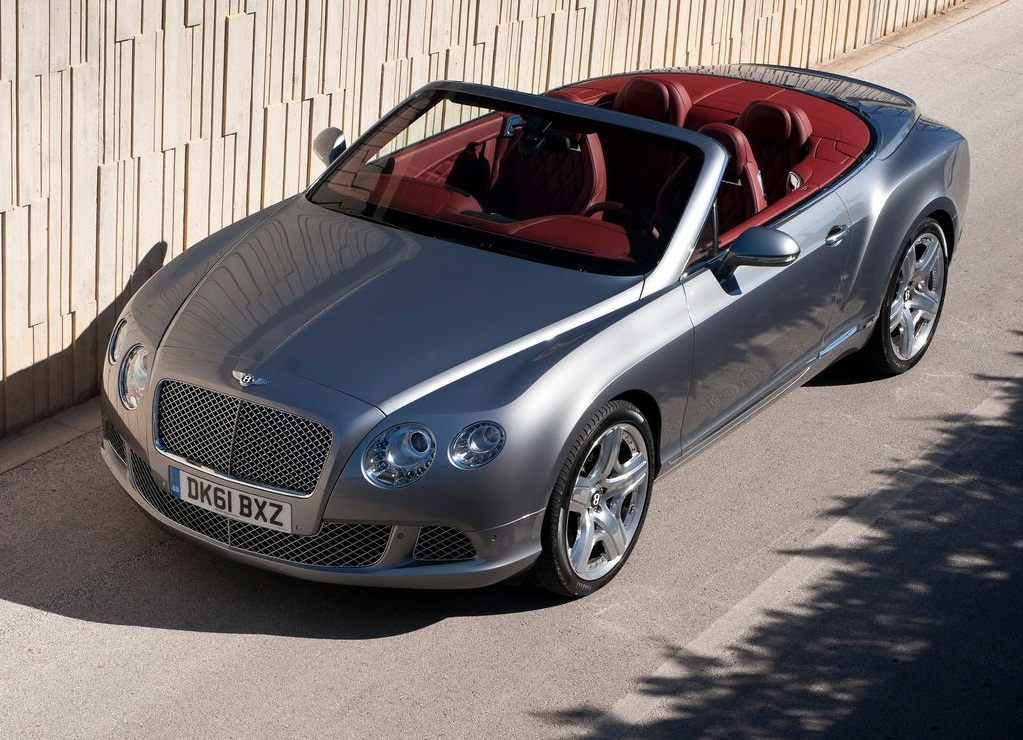 2012 Bentley Continental GTC (View 3 of 7)