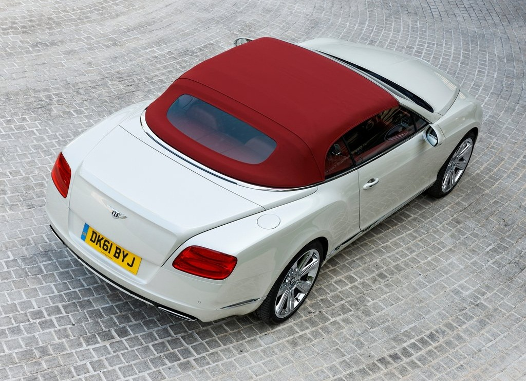 2012 Bentley Continental GTC Top (Photo 6 of 7)