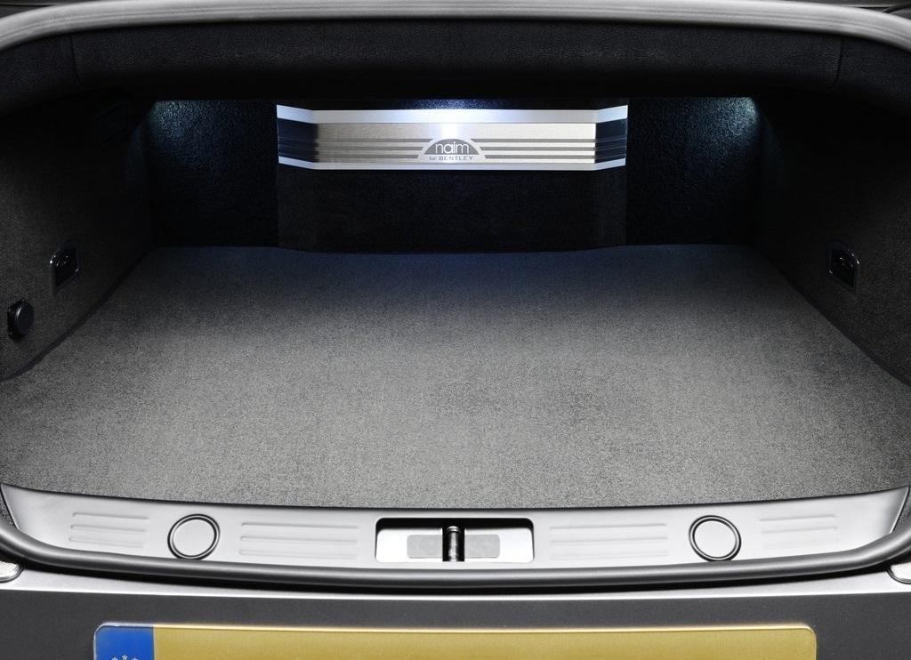 2012 Bentley Continental GTC Trunk (Photo 7 of 7)