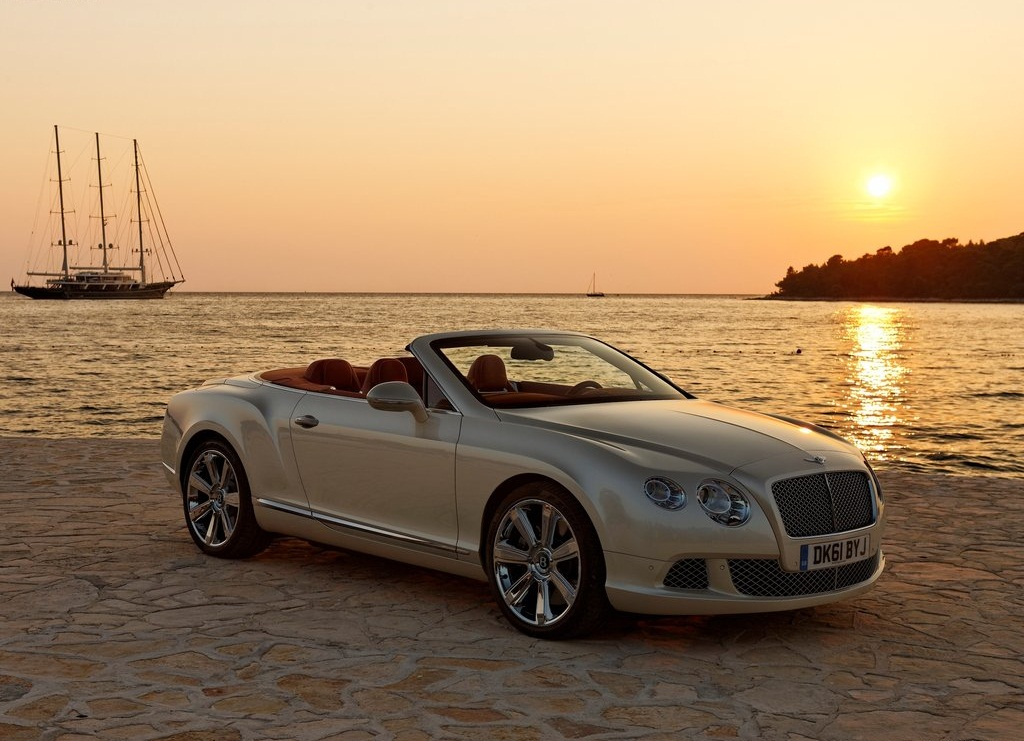 Featured Image of 2012 Bentley Continental GTC