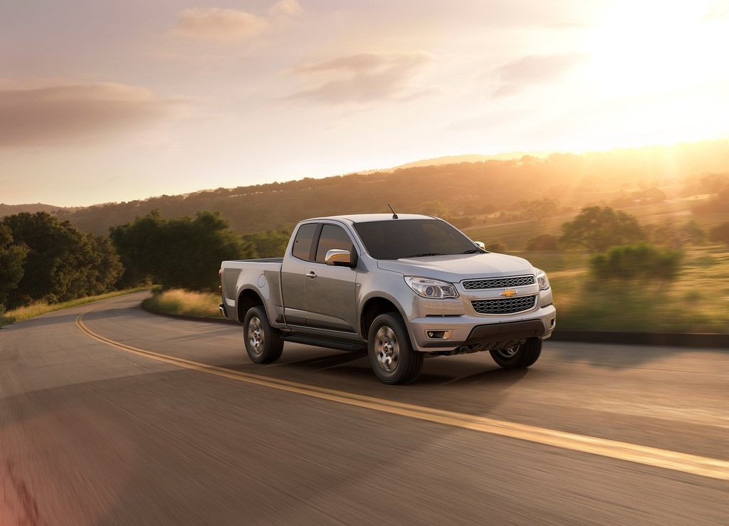 2012 Chevrolet Colorado  (Photo 1 of 6)