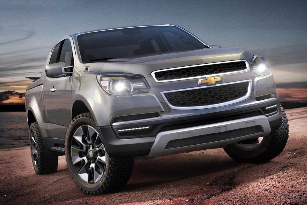 2012 Chevrolet Colorado (View 4 of 6)