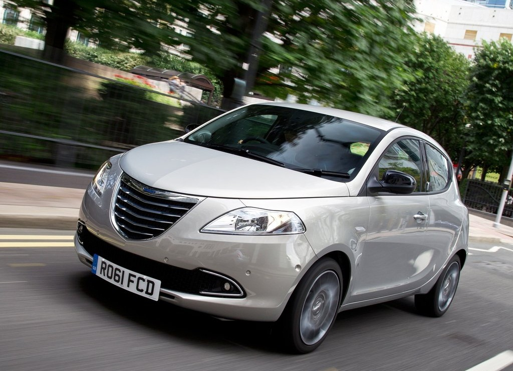 Featured Image of 2012 New Chrysler Ypsilon Concept Information