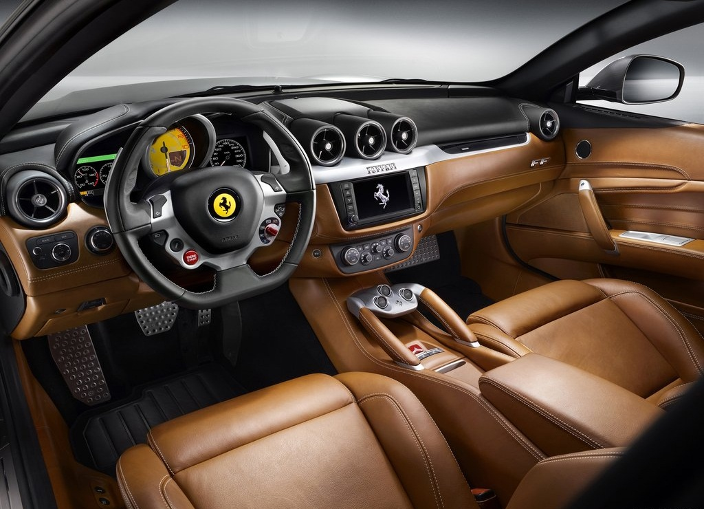 2012 Ferrari FF Interior  (Photo 6 of 13)