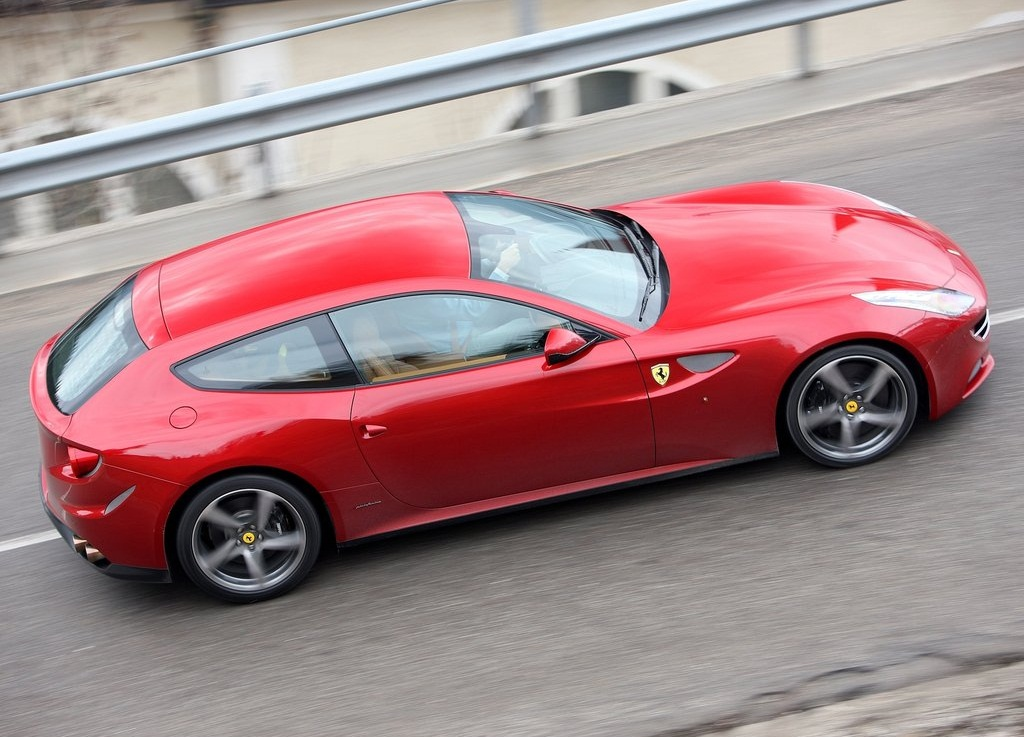 2012 Ferrari FF Top (Photo 12 of 13)