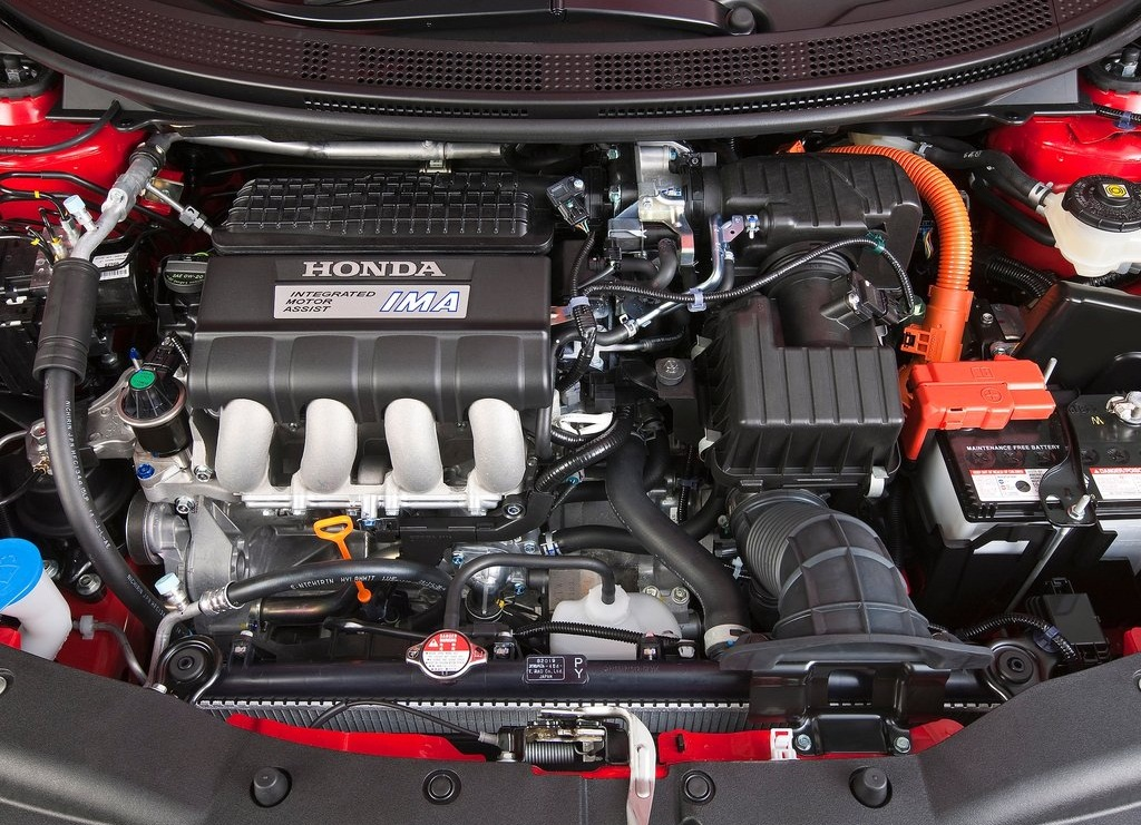 2012 Honda CR Z Engine (Photo 4 of 8)