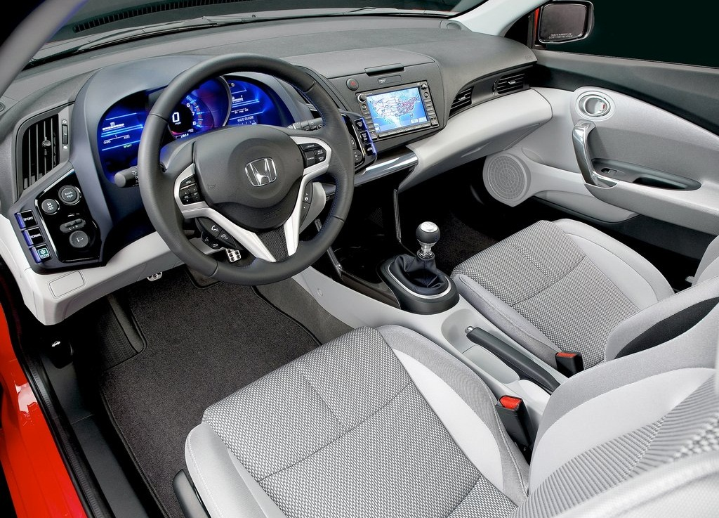 2012 Honda CR Z Interior (Photo 6 of 8)