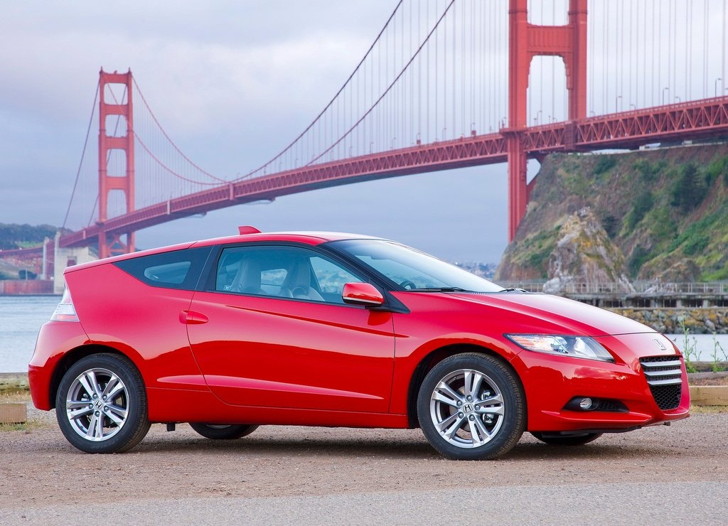 Featured Image of 2012 Honda CR Z Turbo