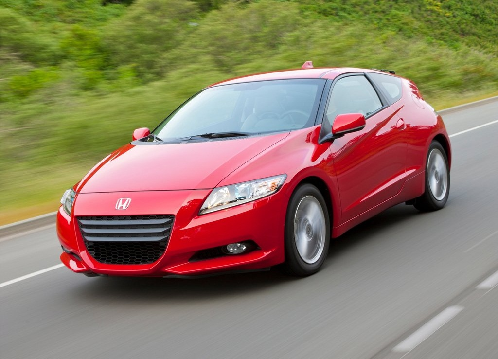 2012 Honda CR Z (Photo 1 of 8)