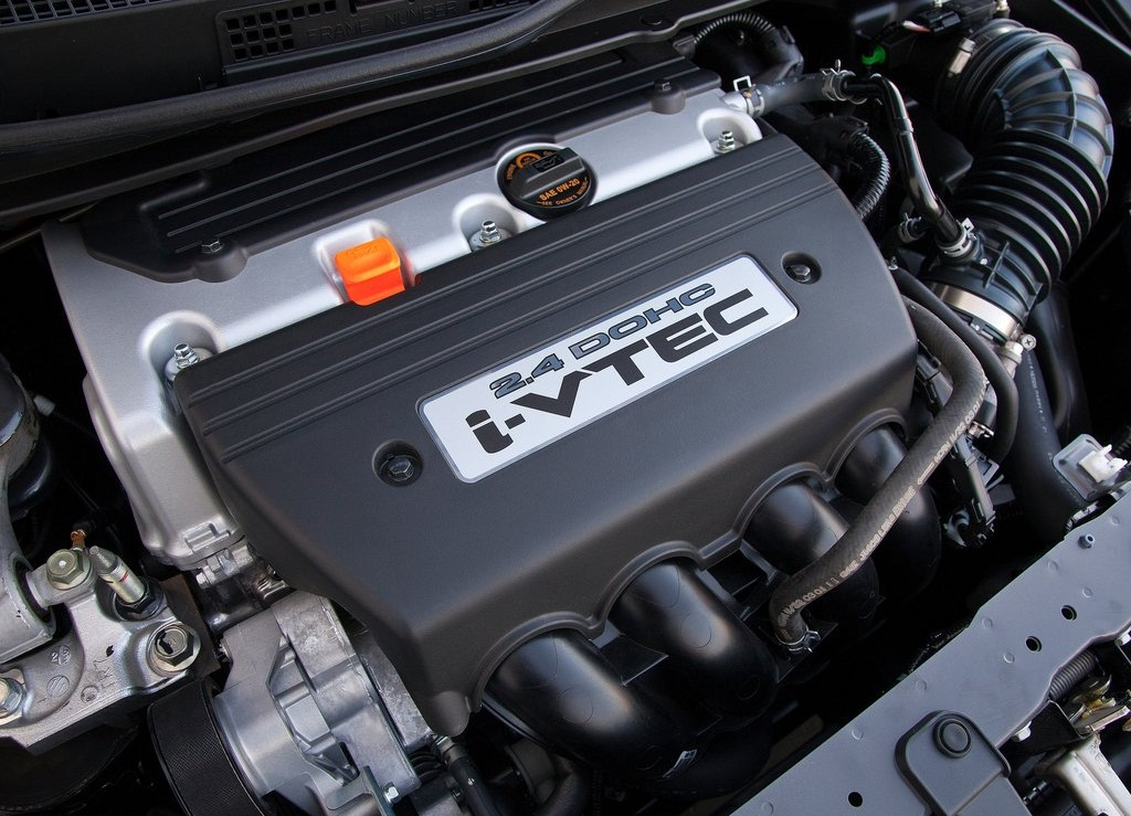 2012 Honda Civic Si Sedan Engine (View 2 of 8)