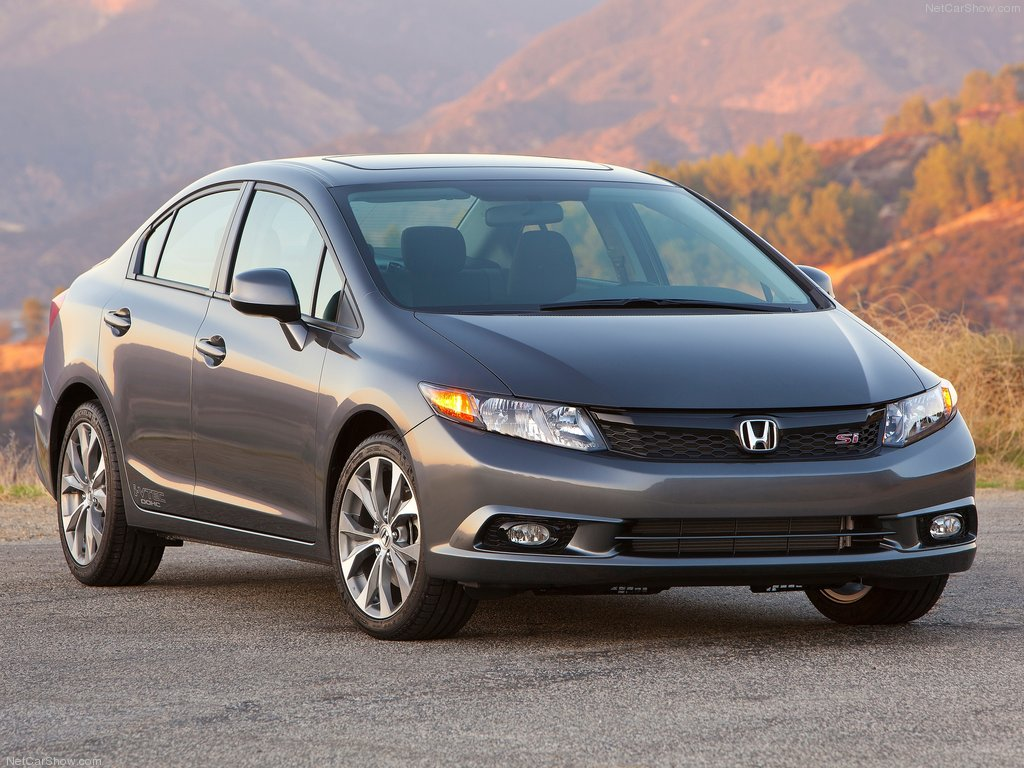 2012 Honda Civic Si Sedan (View 6 of 8)