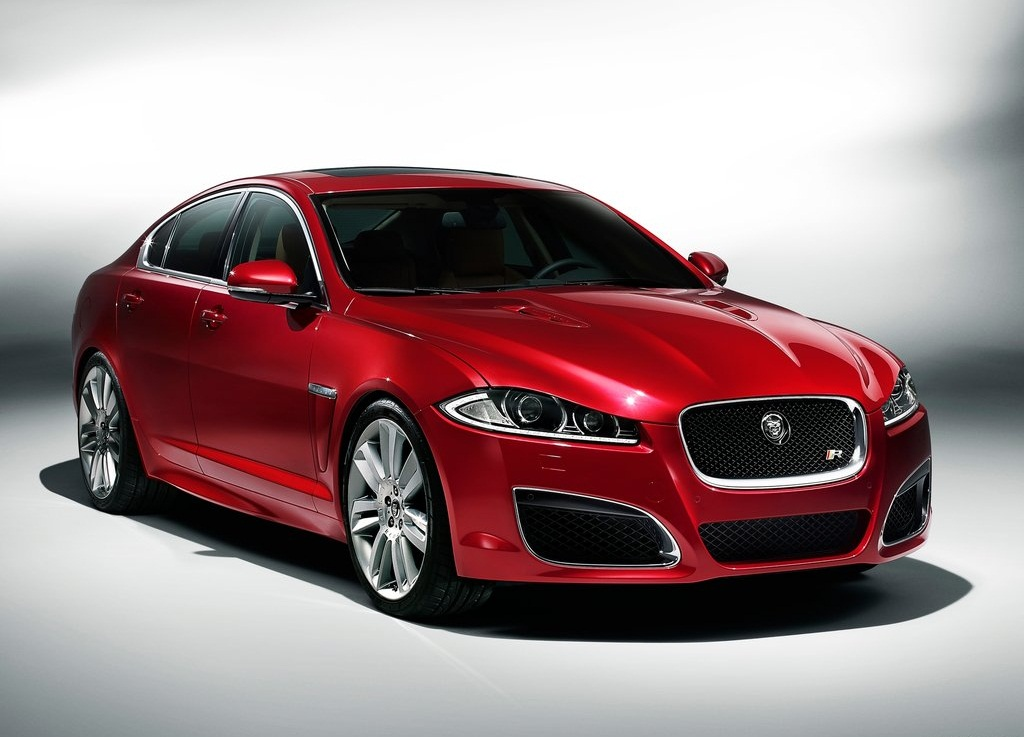 Featured Image of 2012 Jaguar XFR Powertrain Dynamic Concept
