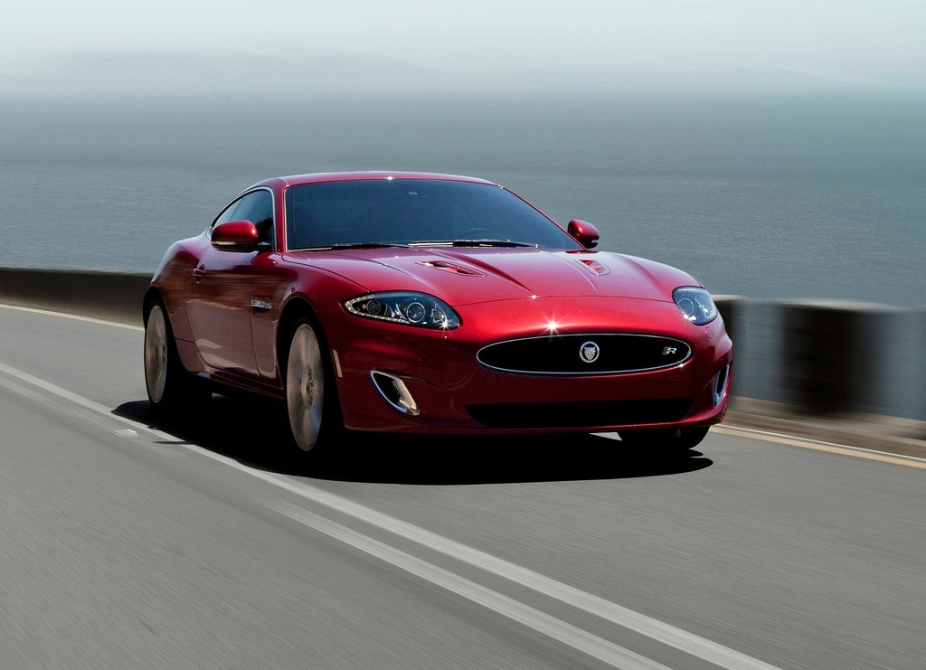 2012 Jaguar XKR  (Photo 1 of 5)