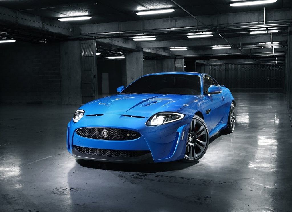 2012 Jaguar XKR S  (Photo 2 of 6)