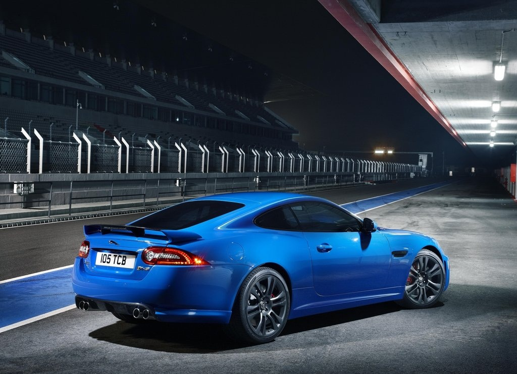 2012 Jaguar XKR S  (Photo 3 of 6)