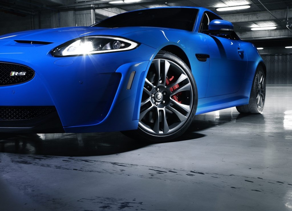 2012 Jaguar XKR S  (Photo 6 of 6)