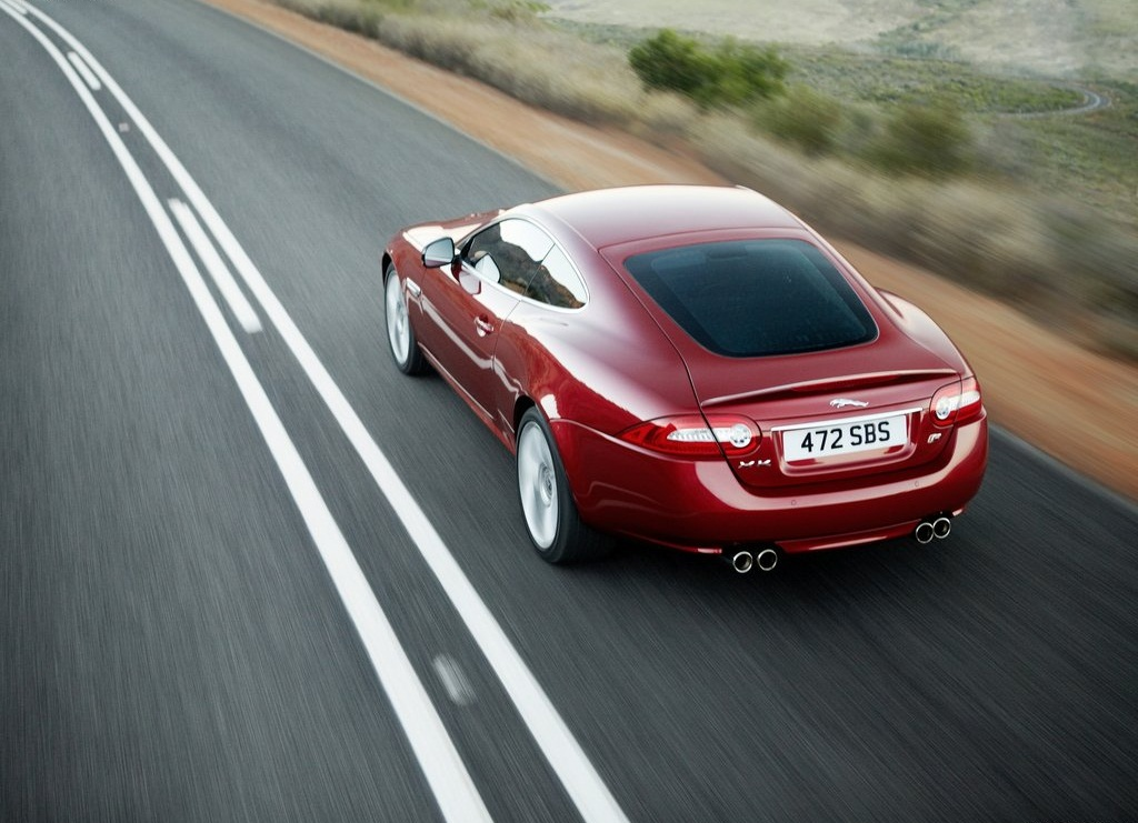 2012 Jaguar XKR Behind (Photo 2 of 5)