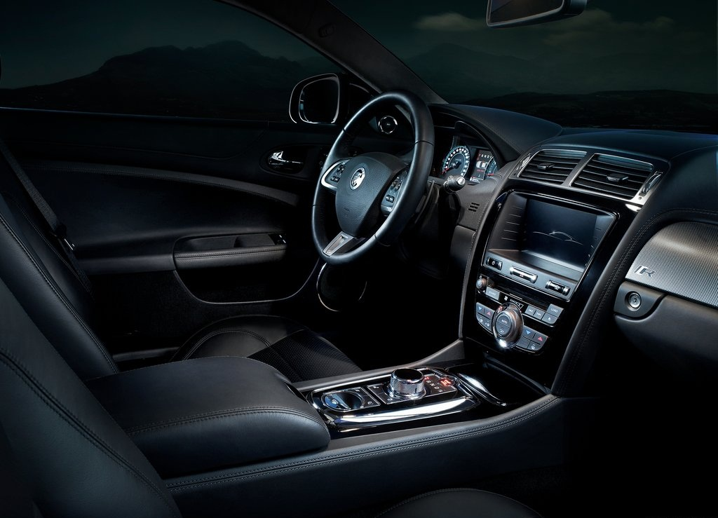 2012 Jaguar XKR Interior (Photo 3 of 5)