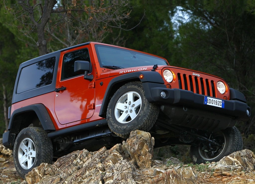 2012 Jeep Wrangler  (Photo 3 of 6)