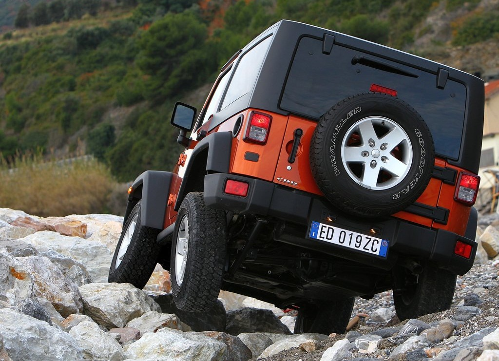 2012 Jeep Wrangler  (Photo 5 of 6)
