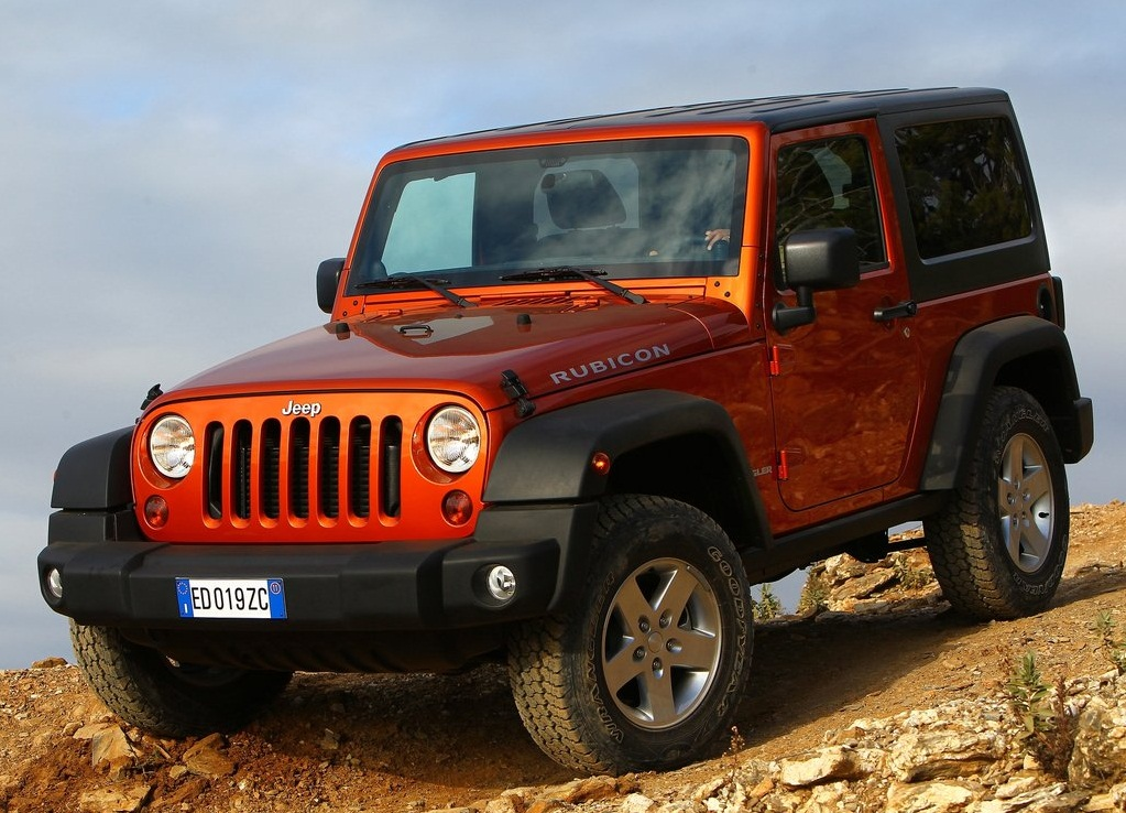 Featured Image of 2012 Jeep Wrangler : Strong Performance Concept