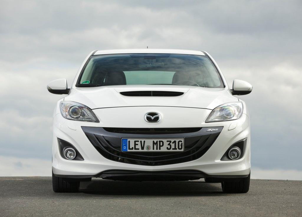 2012 Mazda 3 MPS Front (Photo 4 of 10)